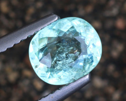 1.340 Crt Paraiba AIG Certified 100% Natural Copper Bearing Unheated