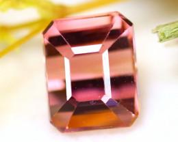 Tourmaline 1.33Ct Natural Pink Tourmaline D3016/B50