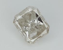0.52cts ,  Fancy Shape Diamond , Fancy Colored Diamond