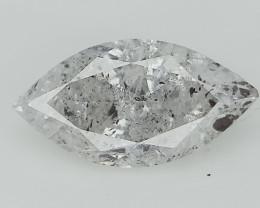0.60cts ,  Fancy Shape Diamond , Fancy Colored Diamond
