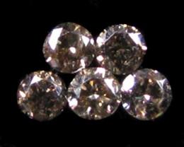 PARCEL 5  CONGAC ARGYLE  DIAMONDS VS 0.17 CARATS  OP 1177