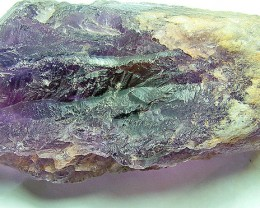 370 g/ 1850 Ametrine rough specimen from Bolivia BG - 246