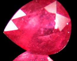 CERTIFIED PIGEON RED RUBY 1.69 CT 0254