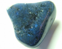 94.20 cts Dumortierite Tumbled Stone    AS 5170