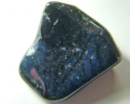 52.30  CTS   Dumortierite Tumbled Stone   AS 5189