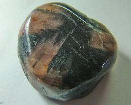Rare chiastolite stone      68.65 cts.         AS 5194