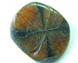 Rare chiastolite stone      55.25 cts.         AS 5206
