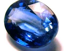 BLUE KYANITE NATURAL STONE 1.30 CTS PG-592