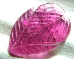 PINK TOURMALINE CARVING 7 CTS SG-1096