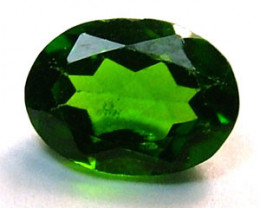 CHROME DIOPSIDE BEAUTIFUL GREEN COLOUR 0.65CTS PG-589