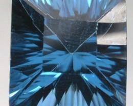 MYSTIC QUARTZ 'BLUE LAGOON ' 5.31 CTS  [TS665 ]