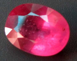 CERTIFIED PIGEON RED RUBY 1.78 CT 0239