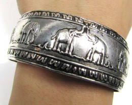 HILL TRIBE BRACELET FROM GOLDEN TRIANGLE   GTT 1604
