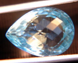 6.80 Carat VS Topaz Gemstone - Lovely Cushion Cut Gem