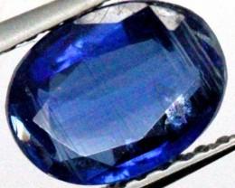 BLUE KYANITE NATURAL STONE 1.30 CTS PG-645
