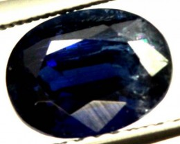 BLUE KYANITE NATURAL STONE 1.40 CTS  PG-1019-PRECIOUSGEMS