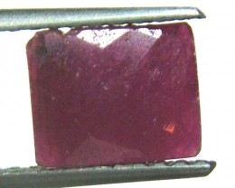 2 CTS  RUBY RASBERRY RED BEAD DRILLED   SG-1210