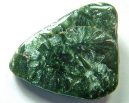 Seraphinite Stone  37.20 cts    AS 5272