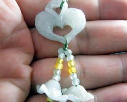 Beautiful Jade Pendant/Necklace  55 CTS [JP021]