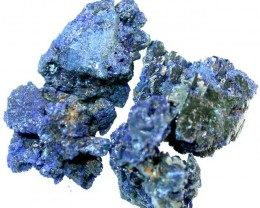 PARCEL AZURITE  SPECIMEN FROM MOROCCO  47.50 CTS [MX 6924]