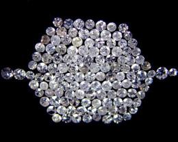 ONE CARAT  PARCEL ONE POINTER DIAMONDS   OP1389