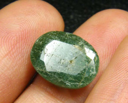 CERTIFIED BEAUTIFUL FACETED EMERALD 4.02  CTS  0459
