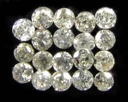 .698 CARAT  PARCEL TWO POINTER DIAMONDS   OP1402