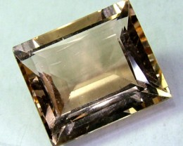COGNAC TOPAZ FACETED 11 CTS AS-A34