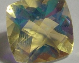 RAINBOW QUARTZ FACETED 5.55 CTS PG - 653