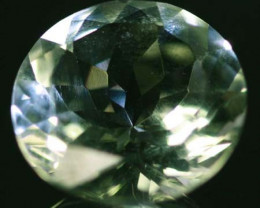 VVS GREEN  AMETHYST 'PRASIOLTE' 4.44  CTS [S5232  ]