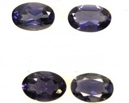 IOLITE FACETED STONE 1.30 CTS  PG-1295