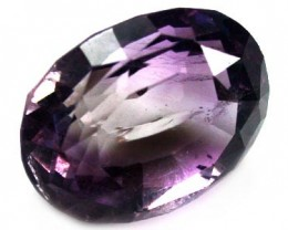 BEAUTIFUL NATURAL  AMETHYST   STONE A387