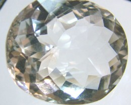 CLEAR QUARTZ FACETED 36.60 CTS CG-1111