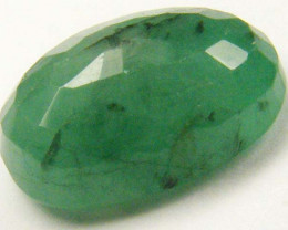 CERTIFIED BEAUTIFUL FACETED EMERALD  4.50  CTS  0539