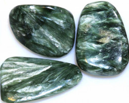 58 CTS GREEN SERAPHINITE PARCEL ADG-375
