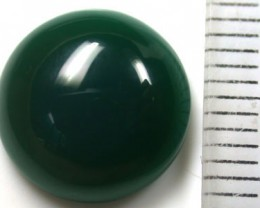 FREE SHIPPING NATURAL  N - GREEN ONYX  4.65CTS G1973