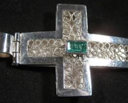 Brilliant Pure Silver Necklace.