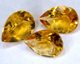 CITRINE NATURAL FACETED 1.75 CTS AS-A274