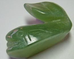 Natural Jade Carving   84.95 carats AS5679