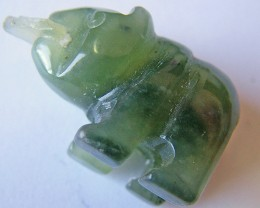 Natural Jade Carving   52 carats AS5690