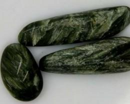 GREEN SERAPHINITE 26 CTS ADG-383