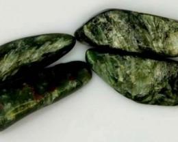 GREEN SERAPHINITE 38 CTS ADG-384