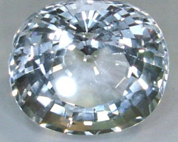 FACETED CLEAR CRYSTAL QUARTZ 16.05 CTS   PG-1181