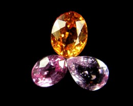 PARCEL BEAUTIFUL HAND PICKED  SAPPHIRES 1 CARAT  TW 346