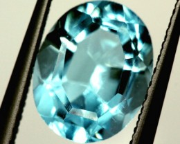 BLUE TOPAZ NATURAL FACETED 1.80 CTS  PG-1140