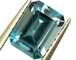 BLUE TOPAZ NATURAL FACETED 1.15 CTS PG-987