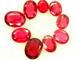 SPINEL FACETED STONE (9PC) 2.10 CTS PG-1432