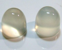 16.9 CTS  NATURAL MOONSTONE GEMSTONE (4 PC) CG-1256