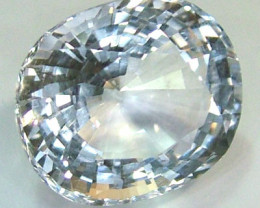 FACETED CLEAR CRYSTAL QUARTZ 14.90 CTS  PG-1189