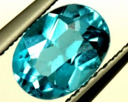 BLUE TOPAZ NATURAL FACETED 1.10 CTS PG-1274